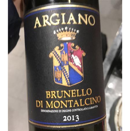Argiano Brunello di Montalcino 2013