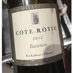 Cave Yves Cuilleron Bassenon Cote-Rotie 2012