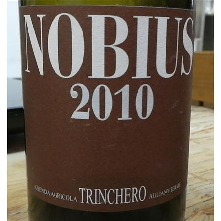 Trinchero Nobius Vino Rosso 2010