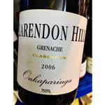Clarendon Hills Old Vines Grenache Onkaparinga McLaren Vale 2006
