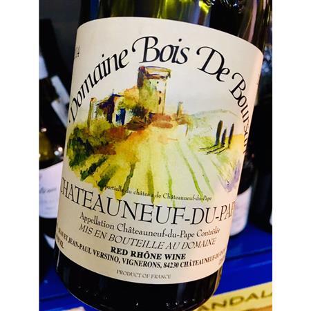 Domaine bois de Boursan Chateauneuf-du-Pape La Cuvee Traditionelle 2014
