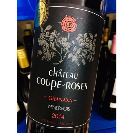 Chateau Coupe-Roses Minervois Cranaxa 2014