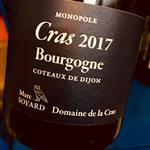 Marc Soyard Domaine de la Cras Bourgogne Coteaux de Dijon Blanc 2017