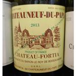 Château Fortia Châteauneuf-du-Pape blanc 2013/