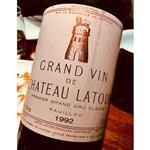 Chateau Latour 1992